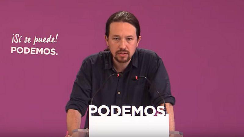 El ex abogado de Podemos llevará a la justicia 'las pruebas de la caja B'