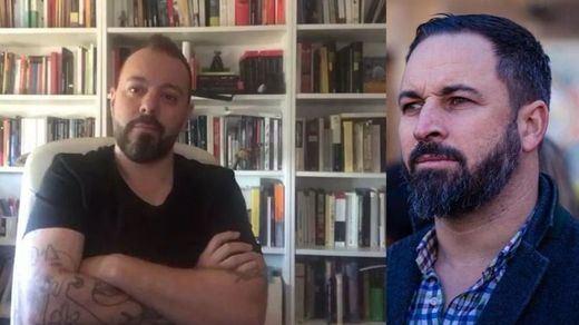 Antonio Maestre responde a Marta Etura: