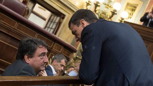 El PNV azuza a Sánchez:
