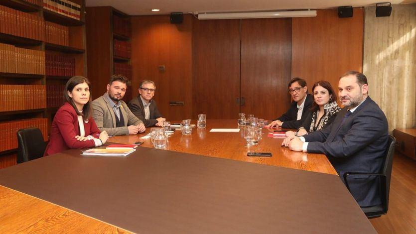 La investidura... ¿un poco más cerca?: PSOE y ERC admiten 'avances' en las negociaciones tras su cita en Barcelona