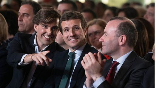 El PP cede un senador a Cs con la vista puesta en la coalición 'España Suma'