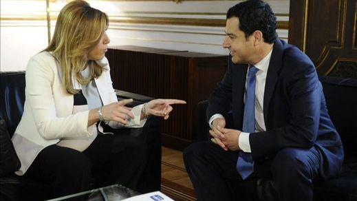 El PP acusa a Díaz de no haber levantado las alfombras de los ERE tras hallar documentación en cajas fuertes