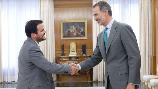 Garzón no descarta ser ministro en el gobierno de coalición de PSOE y Unidas Podemos