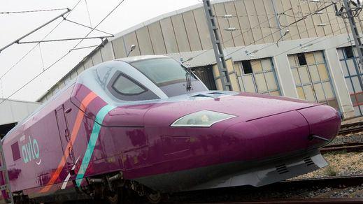 Avlo, los nuevos trenes morados de alta velocidad low cost de Renfe