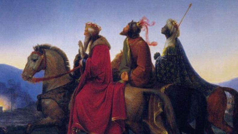 Las explicaciones de Vox sobre su christmas sin un rey Baltasar negro