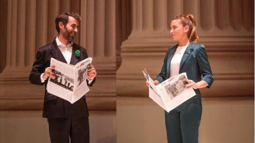 'Un marido ideal': de nuevo Oscar Wilde en nuestros escenarios