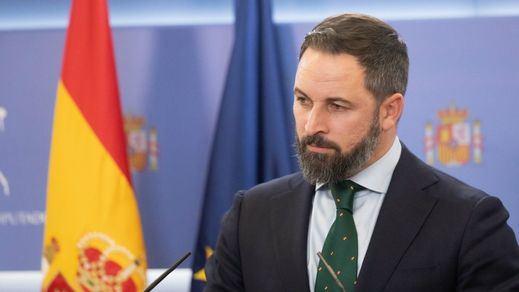 Vox dará plantón a Sánchez por 'negociar con los enemigos de España'