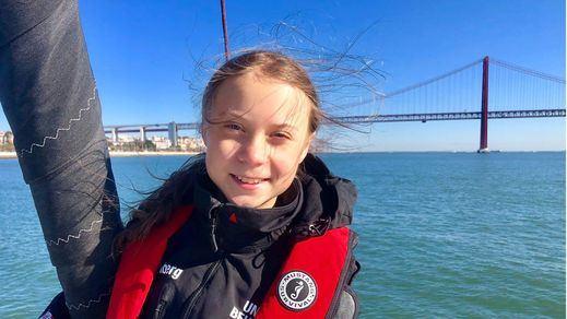 La respuesta de Greta Thunberg a las burlas de Donald Trump