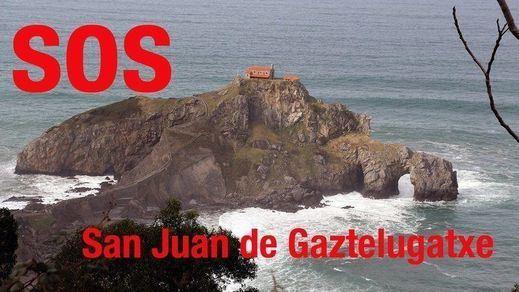 San Juan de Gaztelugatxe, en peligro 'por culpa' de Juego de Tronos