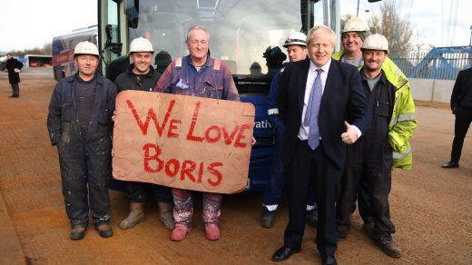Reino Unido se casa con Boris Johnson y deja de lado a Europa
