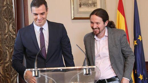PSOE y Unidas Podemos pactan que al final de la legislatura haya un salario mínimo de 1.200 euros