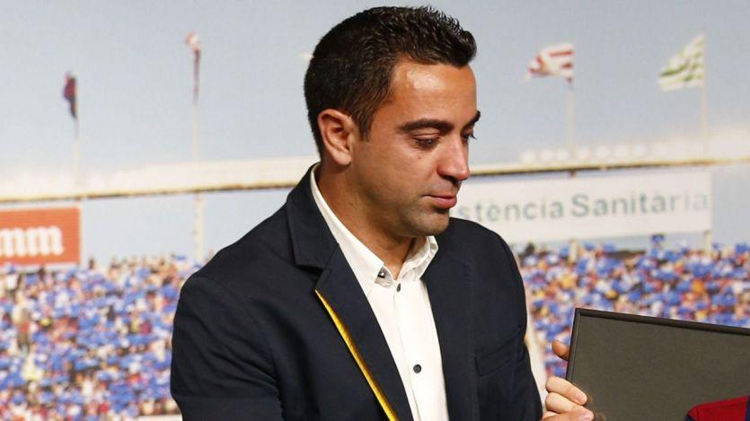 Xavi Hernández vuelve salir en defensa de Qatar y le llueven los 'zascas'
