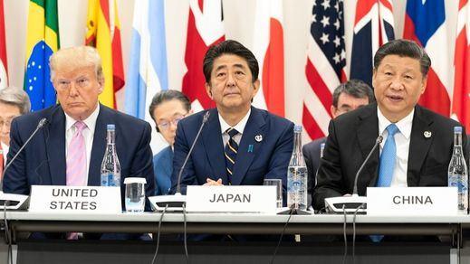 EEUU y China alcanzan un principio de acuerdo para firmar la paz comercial