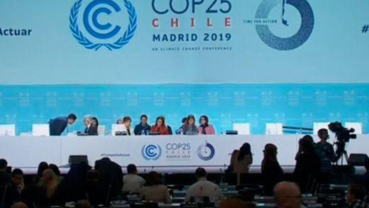 La COP25 alcanza un acuerdo sobre el clima que aparca los aspectos más ambiciosos
