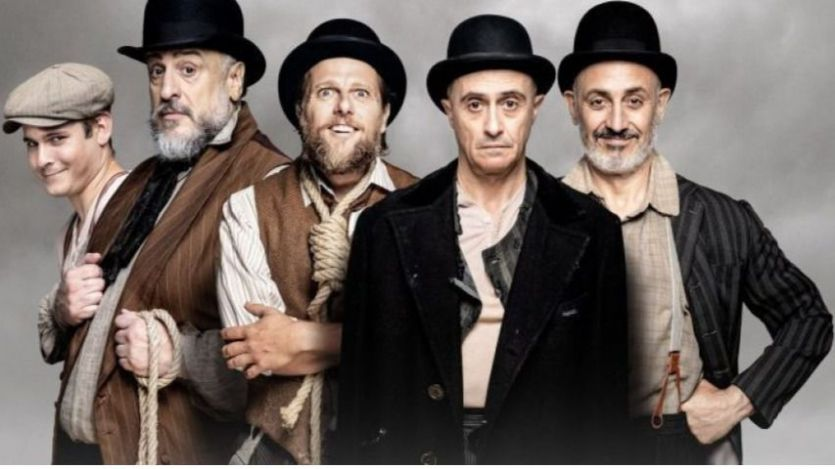 Obra de teatro 'Esperando a Godot'