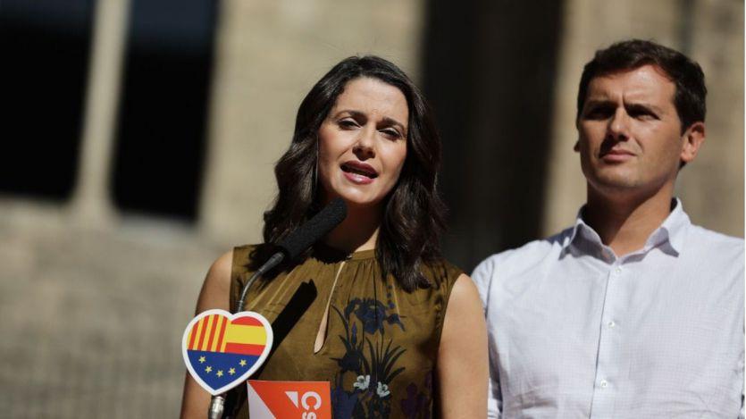 Encuestas: Arrimadas no logra frenar la caída en picado de Ciudadanos