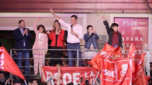 Sorpresa en la última encuesta publicada con intención de voto: PSOE, PP, Vox, Cs...
