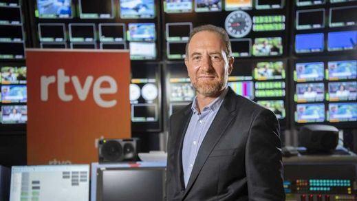 Enric Hernández dirigirá los informativos de TVE tras la renuncia de Almudena Ariza