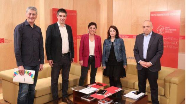El PP tira de hemeroteca para criticar a Sánchez por la reunión del PSOE y Bildu