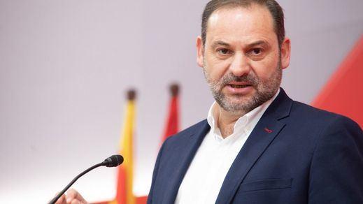 Ábalos dio por sentado que ERC no contempla la vía unilateral en Cataluña