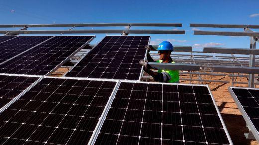 Iberdrola inicia los trámites para el desarrollo de sus primeros 350 MW fotovoltaicos en Castilla y León