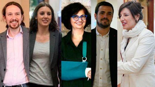 Quiniela de ministros: los nombres de Unidas Podemos que más suenan para el gobierno de coalición