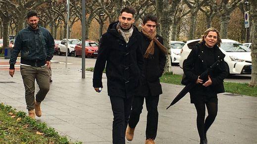 Libertad provisional para los ex jugadores de la Arandina condenados por agresión sexual