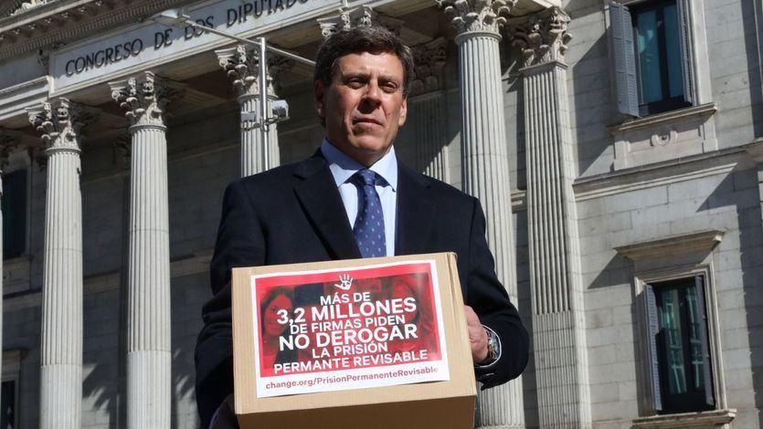 Juan Carlos Quer: 'Los progres deben entender que la prisión permanente no debe derogarse'