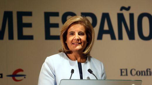 Más puertas giratorias: la ex ministra Fátima Báñez ficha como consejera de una farmacéutica