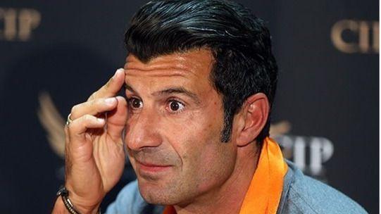 Figo zanja el rumor sobre su relación con Guardiola