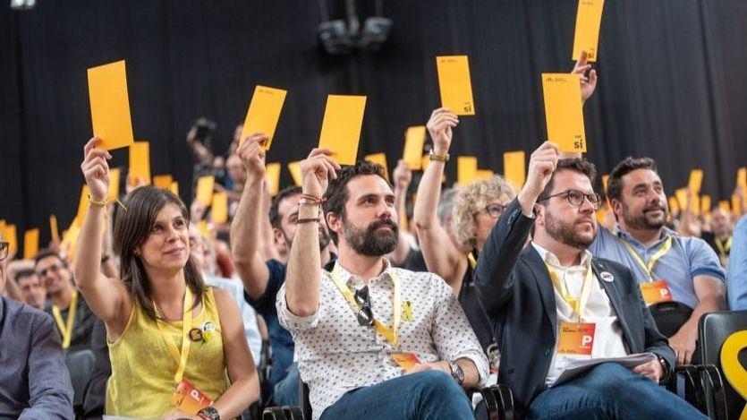 ERC celebra su congreso crucial bajo la atenta mirada del PSOE