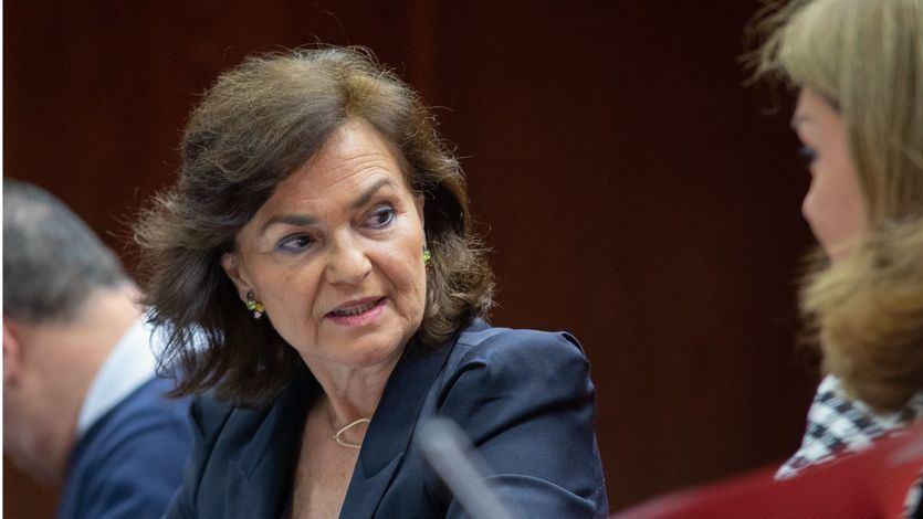 Calvo abronca al PP y promete a ERC 'devolver la política a la política'