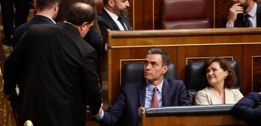La investidura de Sánchez y el desbloqueo político, en manos de un escrito de la Abogacía del Estado