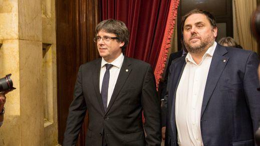 La Fiscalía asegura que Junqueras no sufrió indefensión y pide suspender la inmunidad de Puigdemont