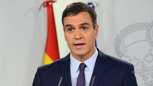 Sánchez y los presidentes autonómicos felicitan las navidades