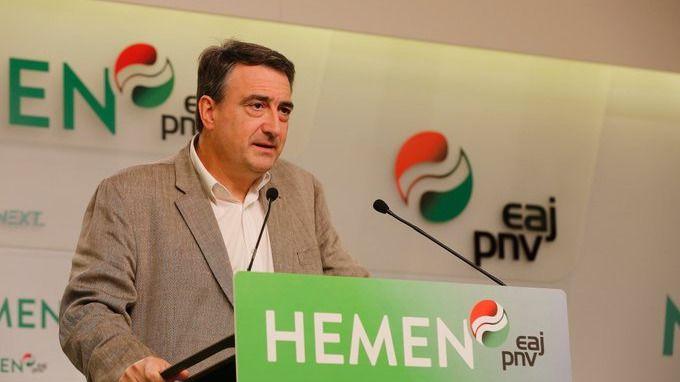 El PNV, partidario de celebrar la investidura a partir del 8 de enero