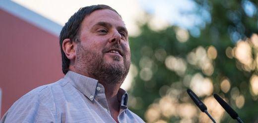 El paripé de Junqueras: la Abogacía suavizará su escrito y el político saldrá de prisión y volverá