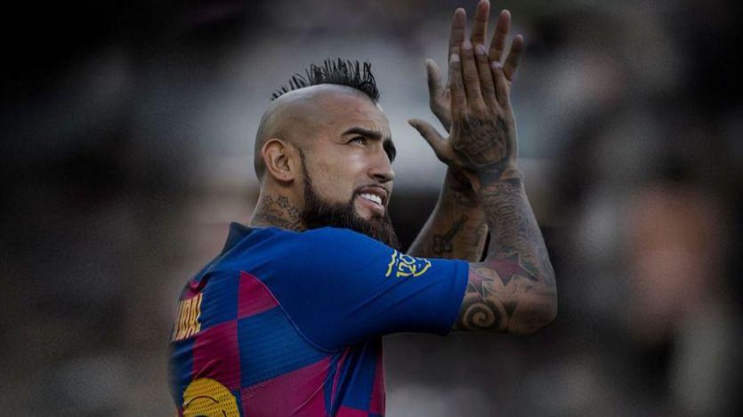 Bomba en el Barça: Arturo Vidal denuncia al club por el impago de primas y objetivos