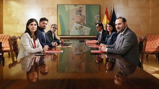 El pacto de la polémica, en camino: filtraron a ERC el escrito de la Abogacía del Estado y prepara el 'sí quiero'