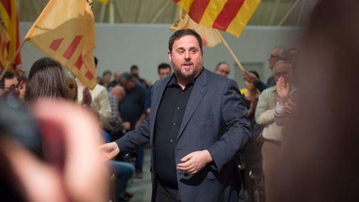 La Abogacía del Estado se sitúa a favor de Junqueras (y el PSOE) para que pueda ser eurodiputado