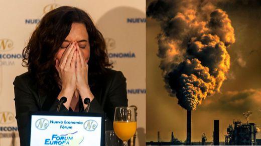 Las cifras que desmienten a la 'negacionista' Ayuso: los muertos y enfermos por la contaminación en Madrid y España