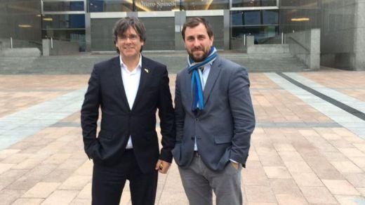 Bélgica valida la inmunidad parlamentaria de Puigdemont y suspende la euroorden de detención