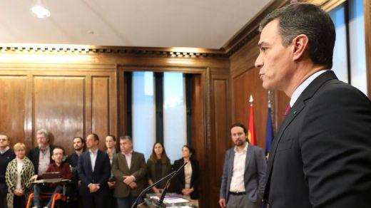 Sánchez, ante la papeleta de tener que explicar el pacto con ERC: los límites legales al diálogo con Cataluña
