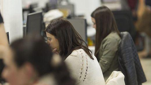 El paro bajó al fin en diciembre pero 2019 cierra con sólo 38.692 desempleados menos