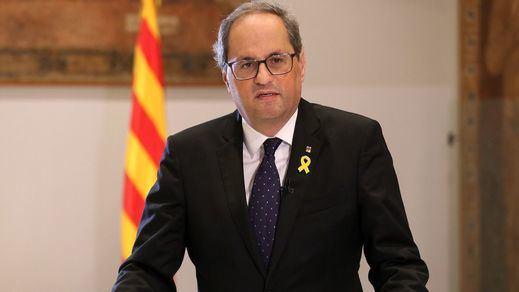 La Junta Electoral inhabilita a Torra como presidente de la Generalitat