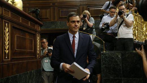 Horarios y turnos para el debate de investidura de Pedro Sánchez