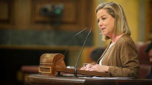 Ana Oramas se salta la decisión de Coalición Canaria y vota 'no' a Sánchez en la investidura