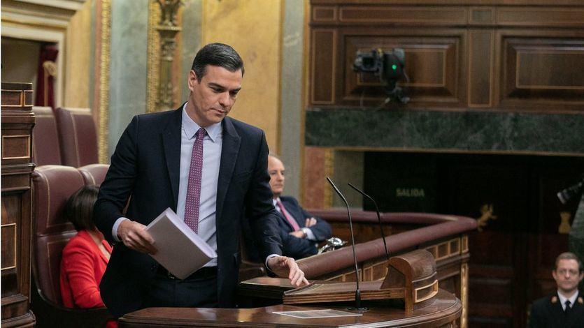 'Moderación y progreso' frente 'al rencor de la coalición del apocalipsis': el discurso final de Sánchez