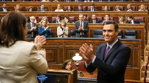 La falsa afirmación de Sánchez en el debate de investidura