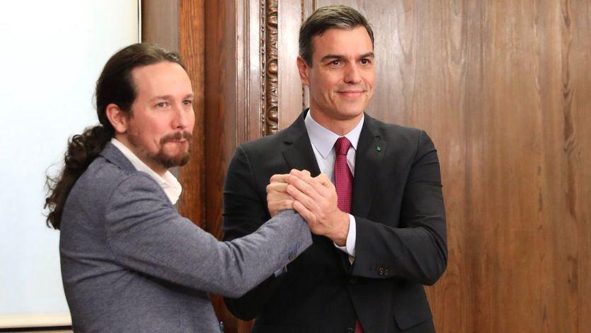 Unidas Podemos, primer partido abiertamente republicano que llega al Gobierno y que no es firmante del Pacto Antiterrorista